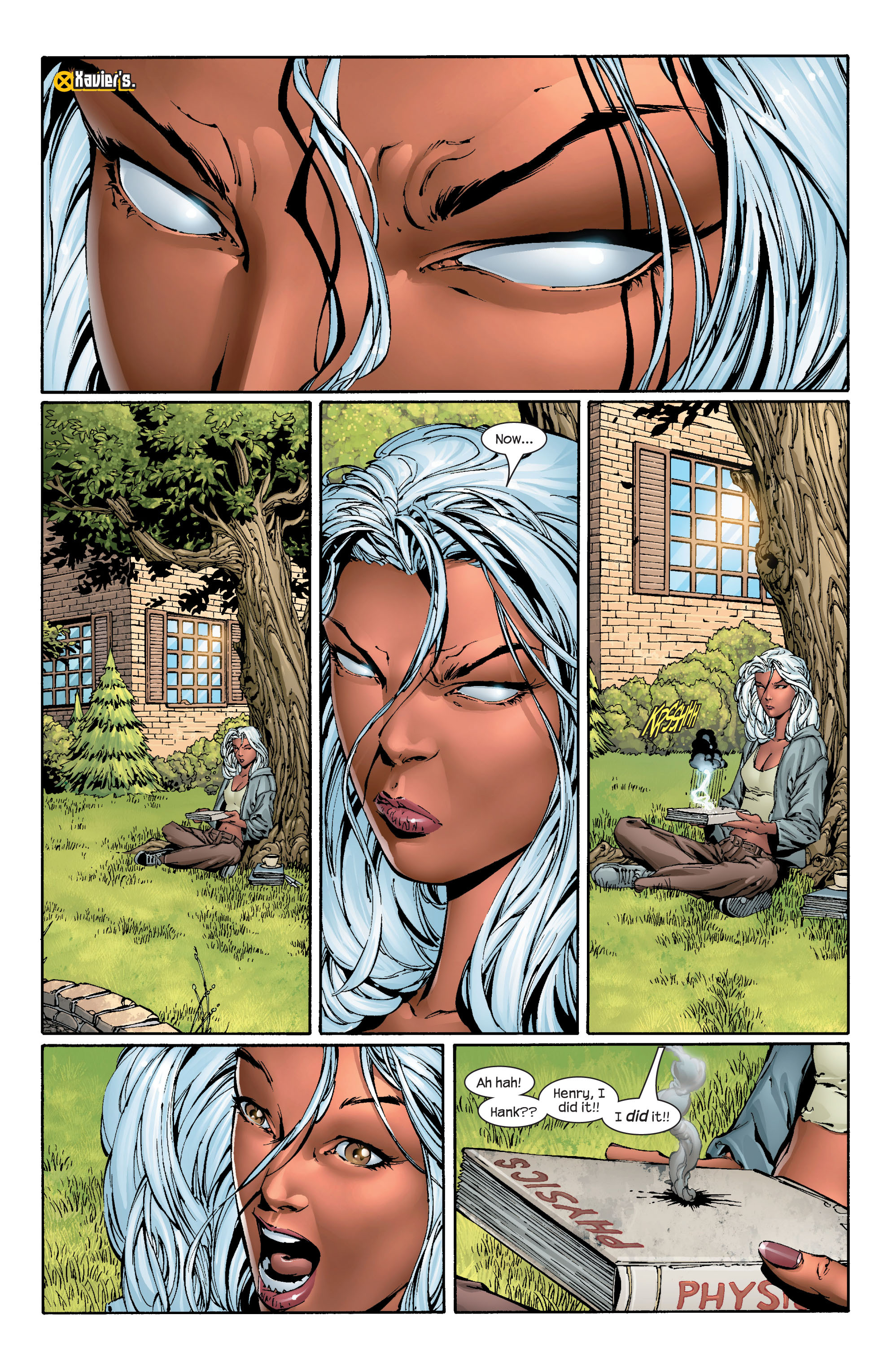Read online Ultimate X-Men comic -  Issue #42 - 10