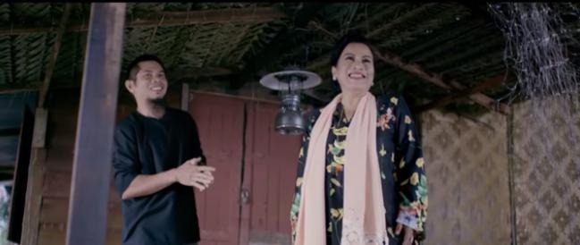 Farhana Jafri Movie Review Hantu Kak Limah