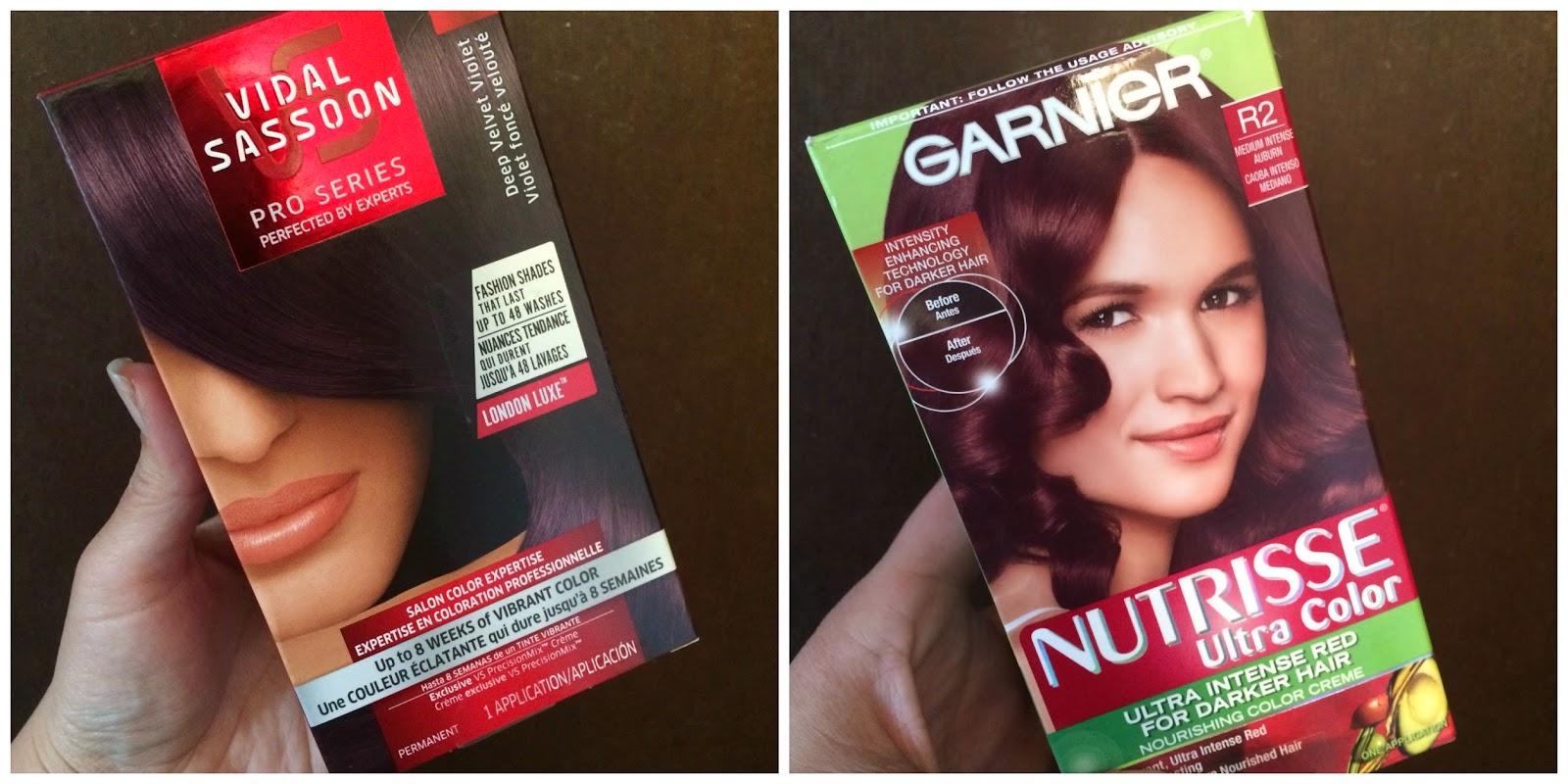 Dark Purple Box Hair Dye Find Your Perfect Hair Style
