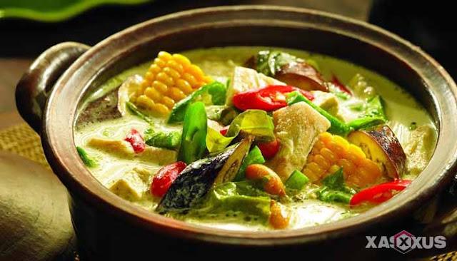 18 Aneka Resep Sayur Lodeh Yang Enak dan Sederhana Beserta Cara Membuatnya