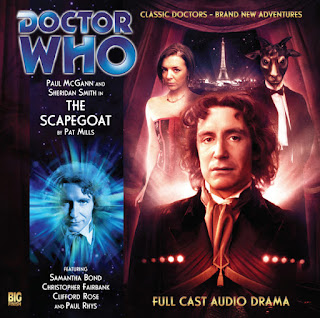 Big Finish Doctor Who The Scapegoat