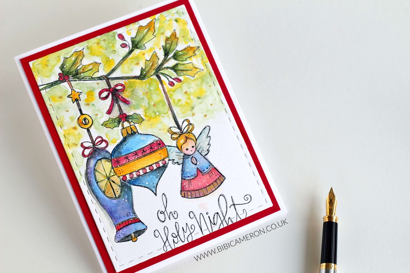 Suzy S Classical Christmas Watercolor Prints Ssscyberweek