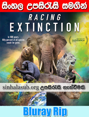 Racing Extinction 2015 Watch Online & Download