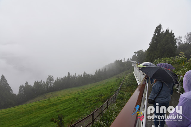 NANTOU FUN PASS TAIWAN ITINERARY