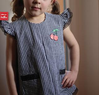 Eleena Dress von Coffe + Thread