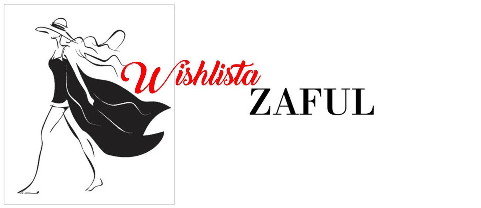 Wishlista Zaful