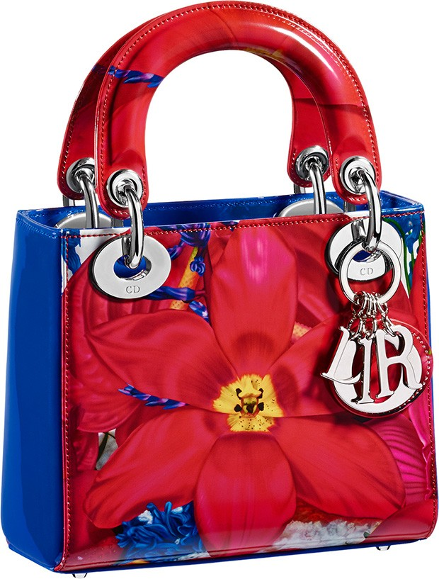 Marc Quinn x Lady Dior Handbags 2016