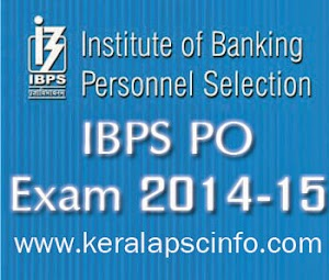 IBPS PO Exam 2014-15 registration started today (22/07/2014)