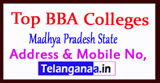 Top BBA Colleges in Madhya Pradesh