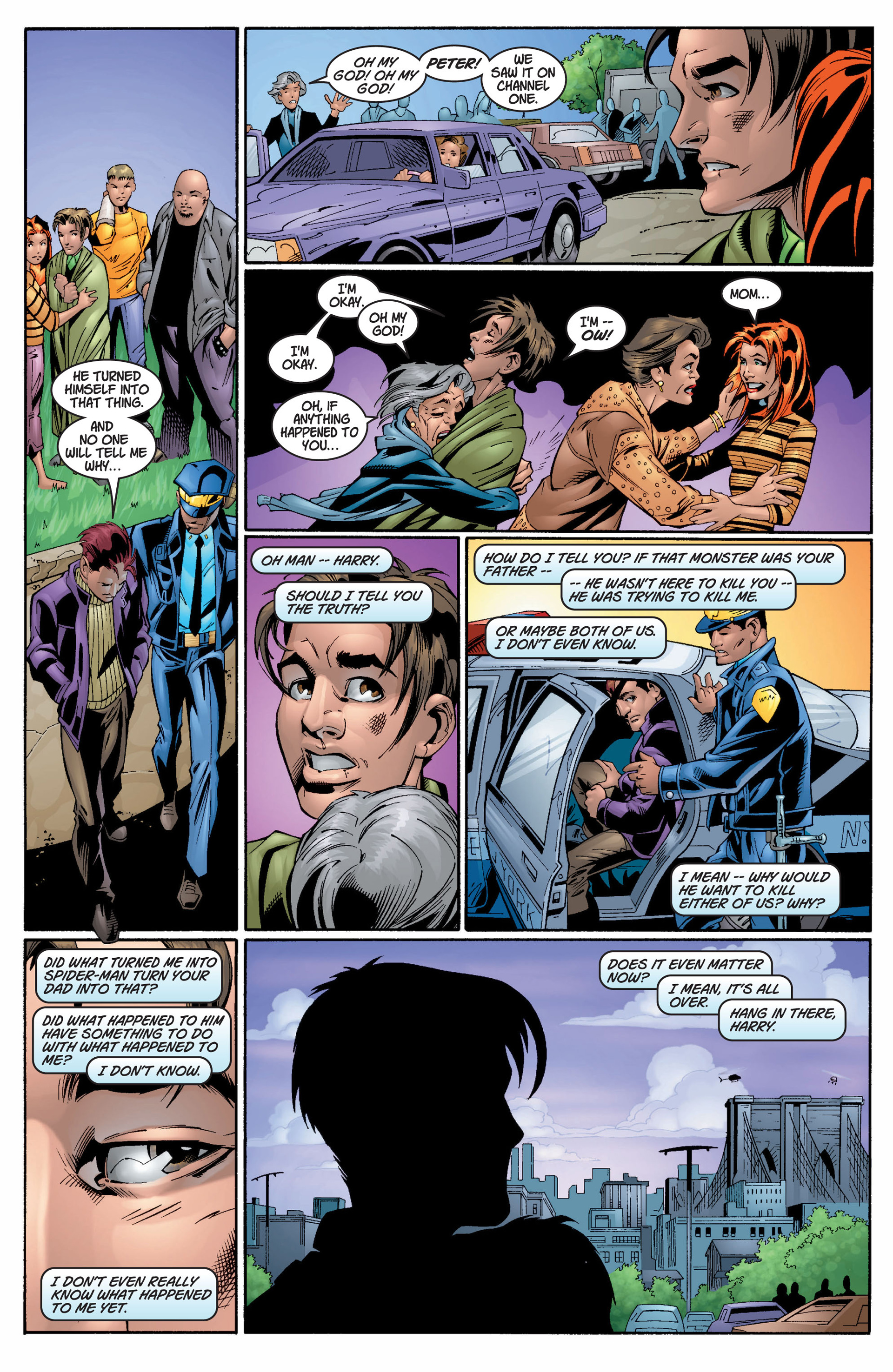 Read online Ultimate Spider-Man (2000) comic -  Issue #7 - 19