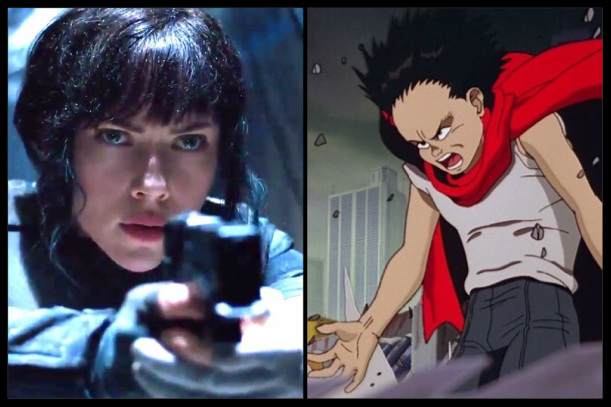 Podcast Review: Ghost in the Shell/Akira