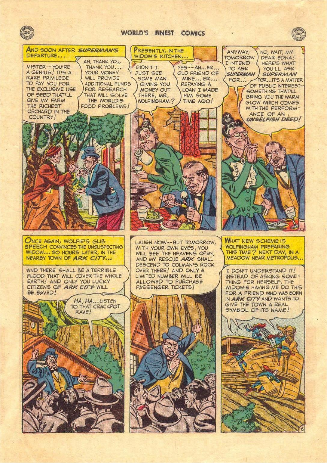 Read online World's Finest Comics comic -  Issue #52 - 8
