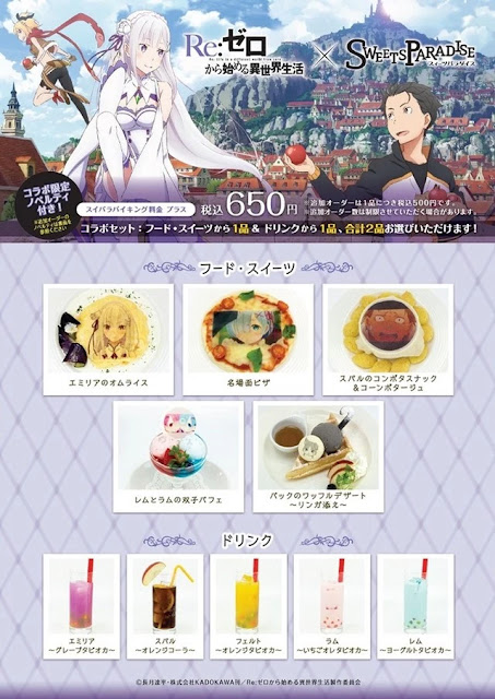 Sweet_Paradise_Membuka_Cafe_Tema_Re_Zero