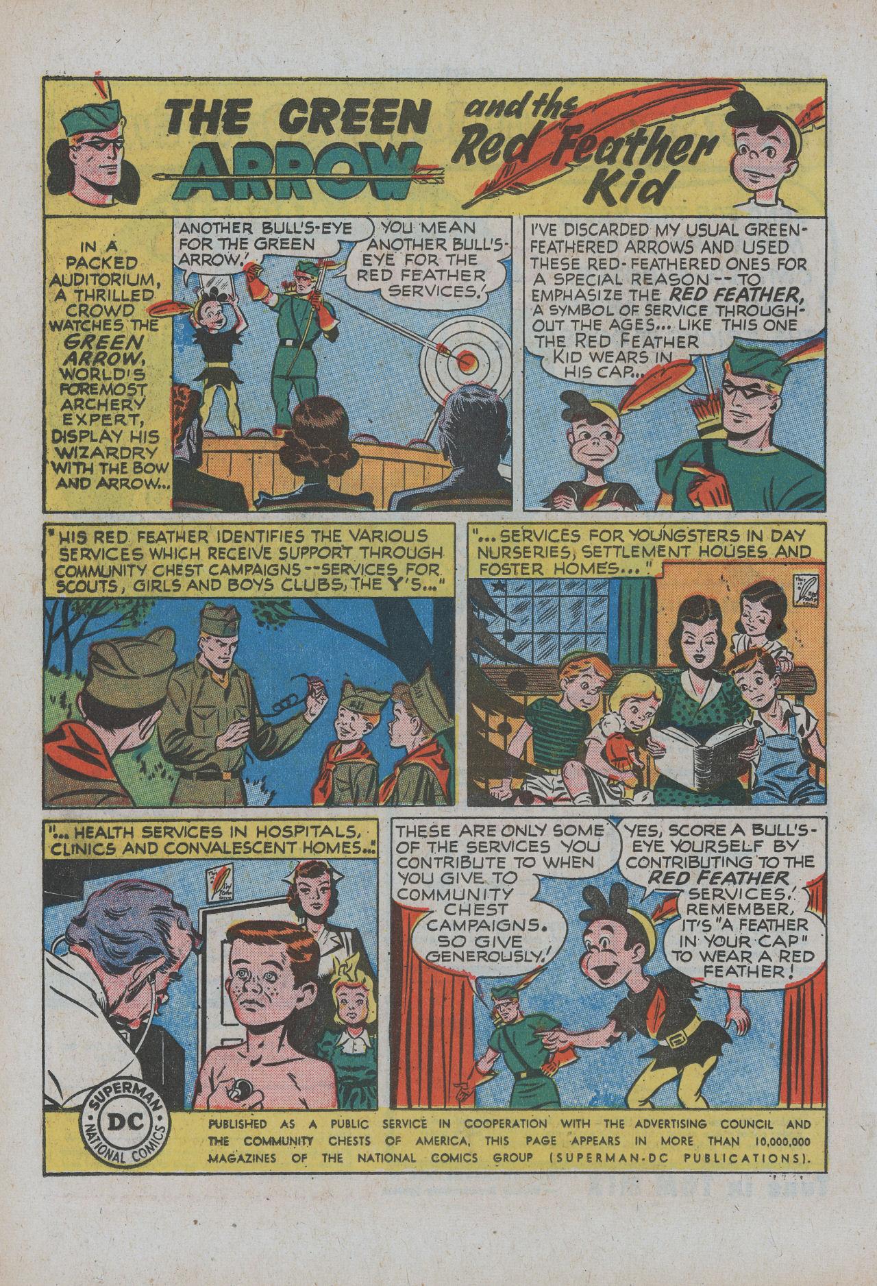 Read online Detective Comics (1937) comic -  Issue #154 - 26