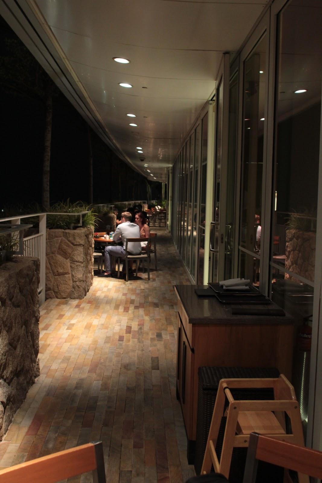 The Chocolate Bar @The Club, Marina Bay Sands Hotel