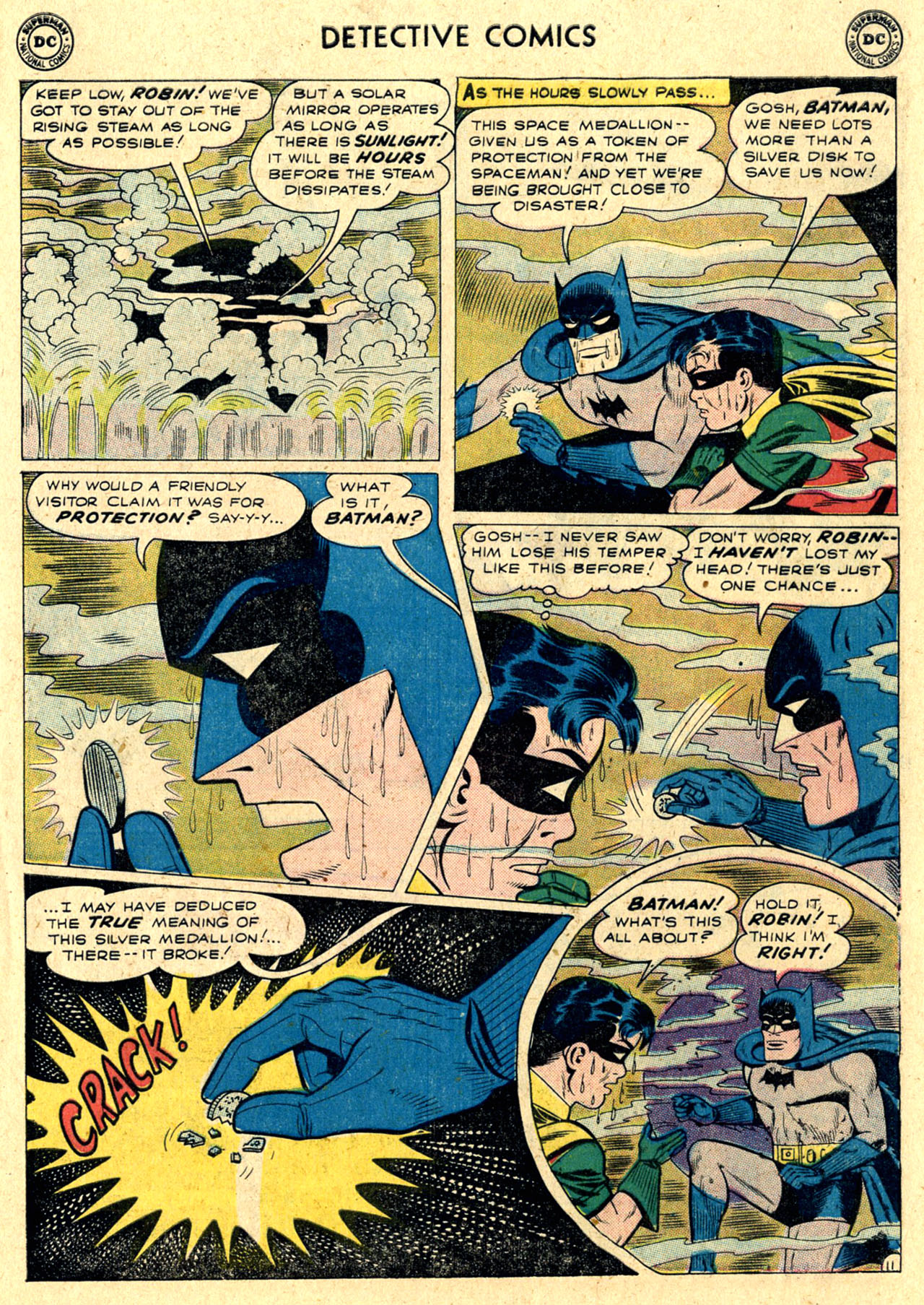 Read online Detective Comics (1937) comic -  Issue #263 - 13