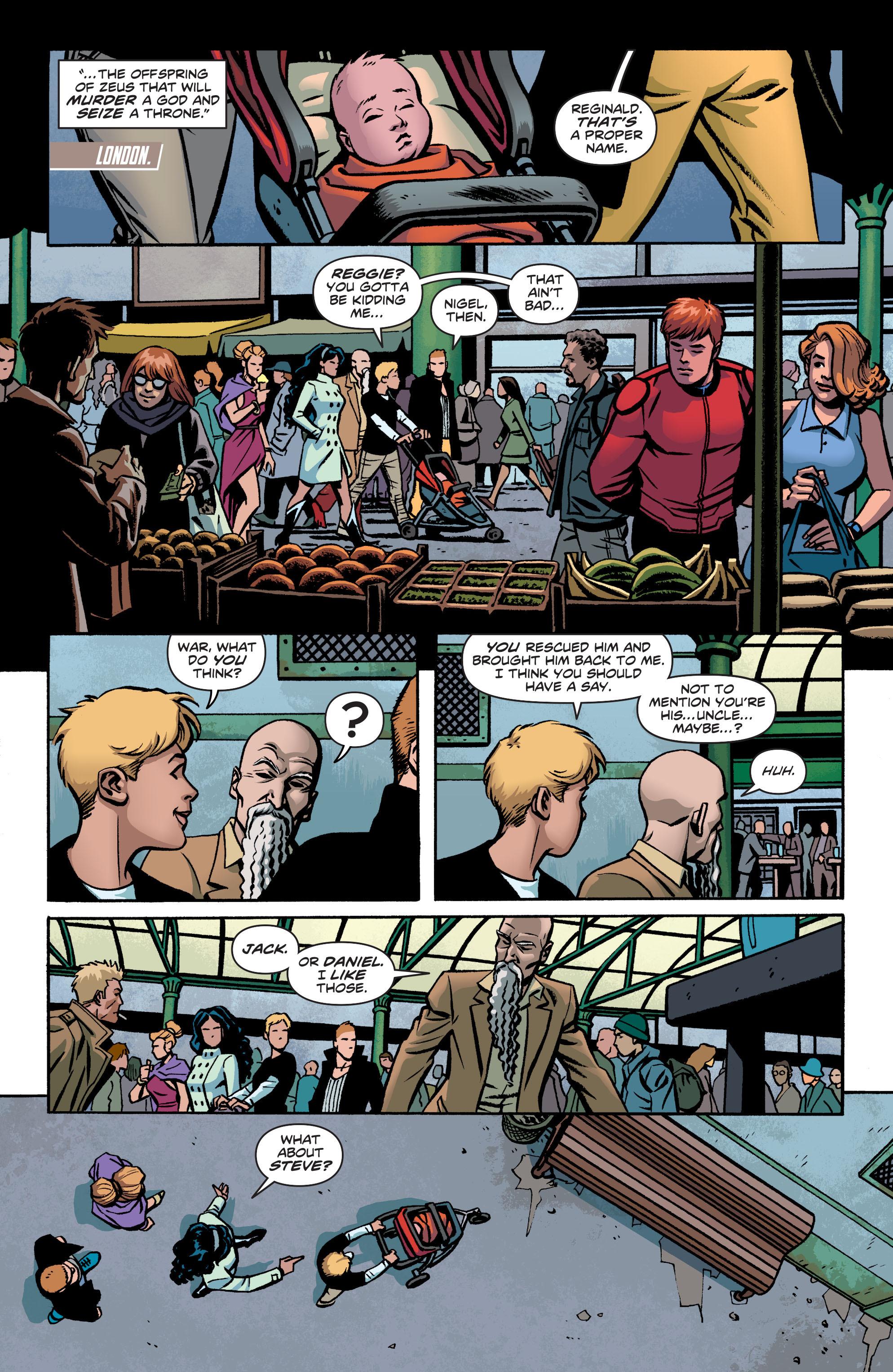 Read online Wonder Woman (2011) comic -  Issue #19 - 6