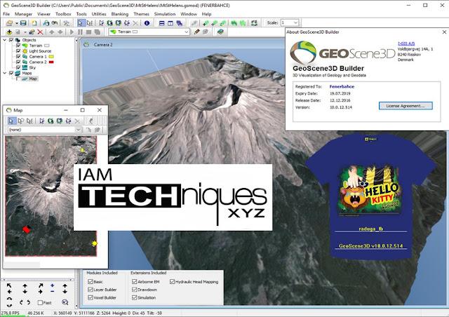 I-GIS GeoScene 3D v10.0