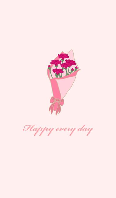 Carnation - Pink