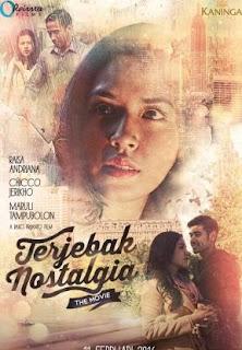 Sinopsis Film Terjebak Nostalgia 2016