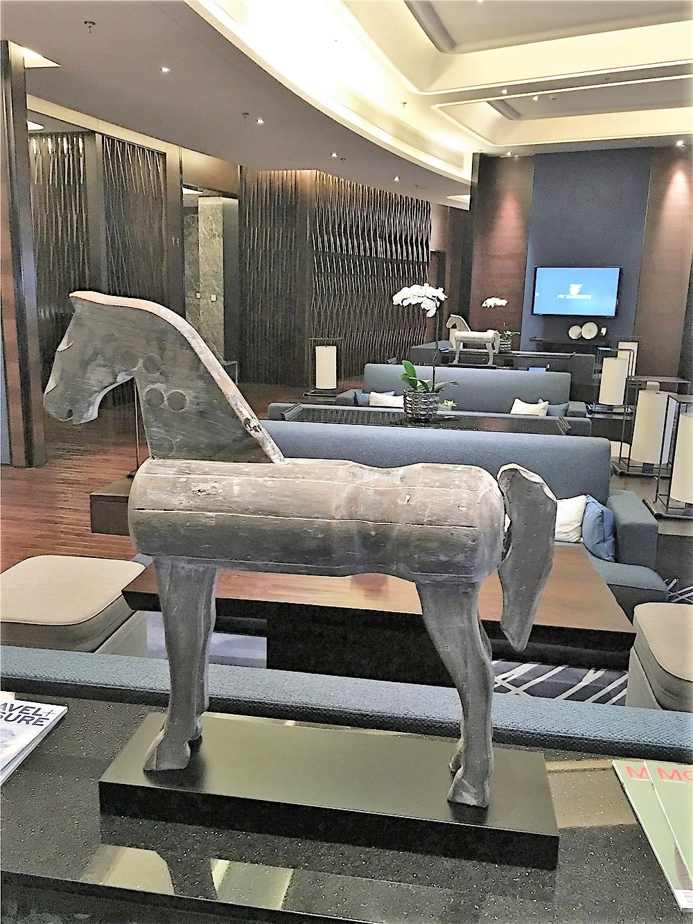 圳前海華僑城JW萬豪酒店(JW Marriott Hotel Shenzhen Bao'an)-行政酒廊