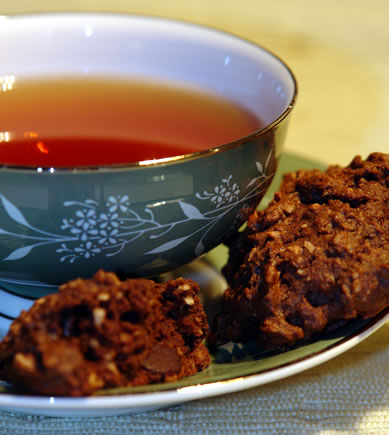 Gluten-Free Recipe: Chocolate Coconut Brownie Cookies