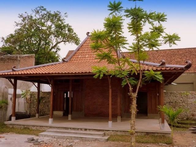 Inspirasi Desain Rumah Anda Desain Rumah Joglo
