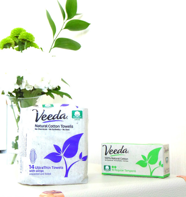 Veeda Natural Sanitary Products