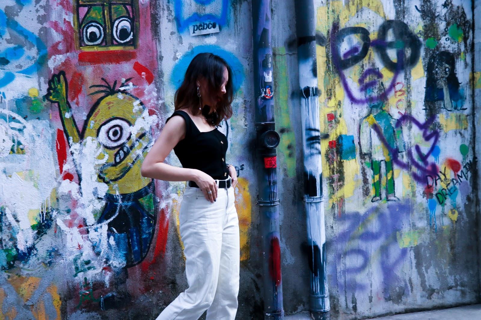 Shanghai M50 Diana Says Hi