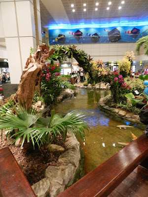 oasi Changi Airport singapore