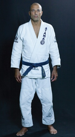 Roy Gracie en su aspecto actual.