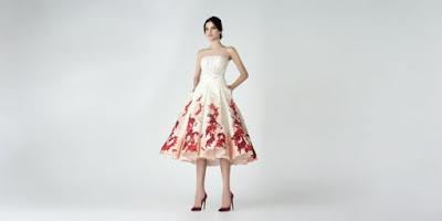 vestidos de coctel para matrimonio de noche