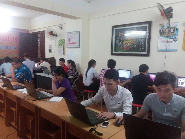 lớp học drupal
