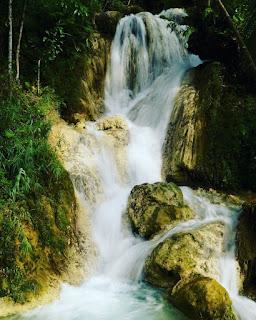 Air terjun kembang Soka Kulon Progo, diy, jogja, yogya pegunungan menoreh