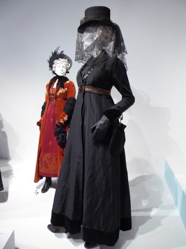 Zilpha Geary Taboo costume
