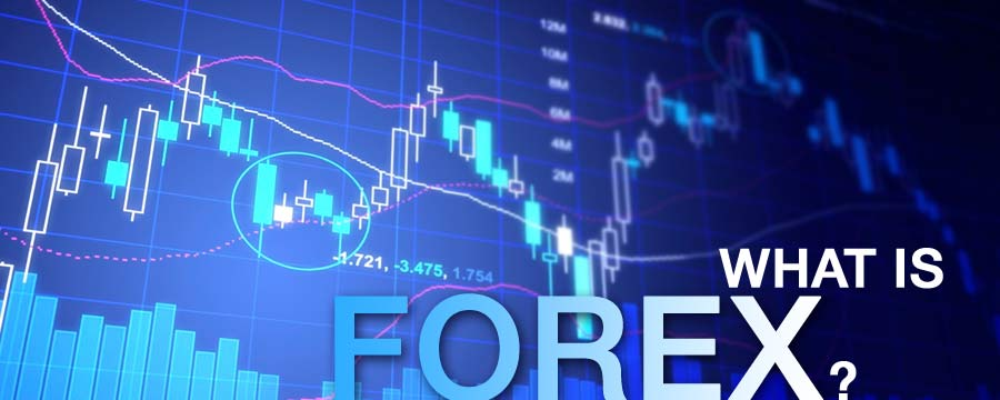 All trading of currencies on the forex takes place where