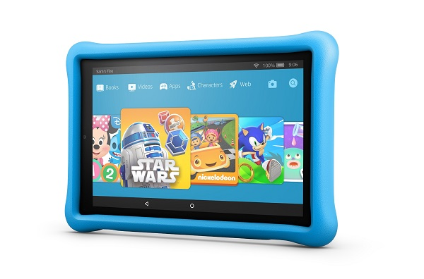 "Amazon releases new Fire HD 10 Kids Edition tablet with 10.1"" Full HD display"