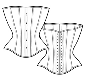 9f659c6214 How to Choose the Right Corset for Your Body Type