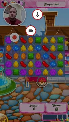 Cara Merekam game dengan Google Play Game