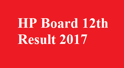 HP 12th Result 2017