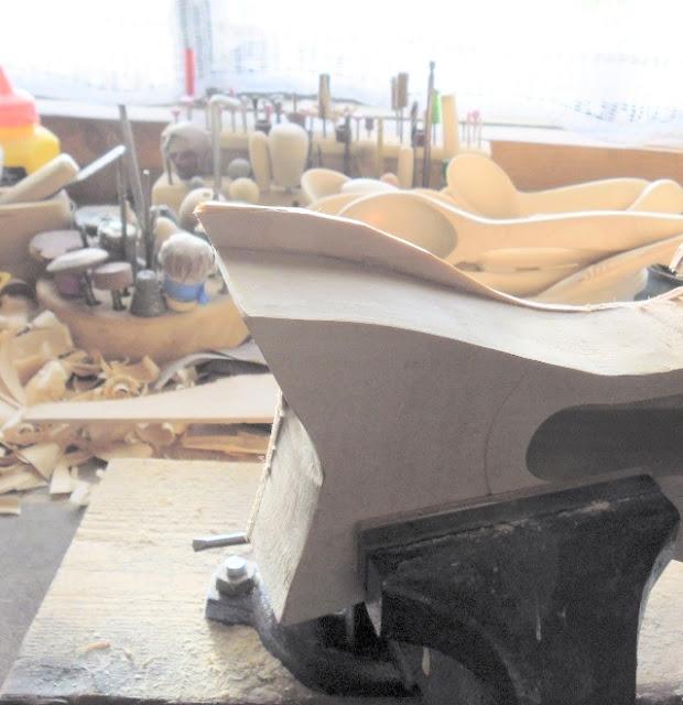деревянные накладки на губки тисков