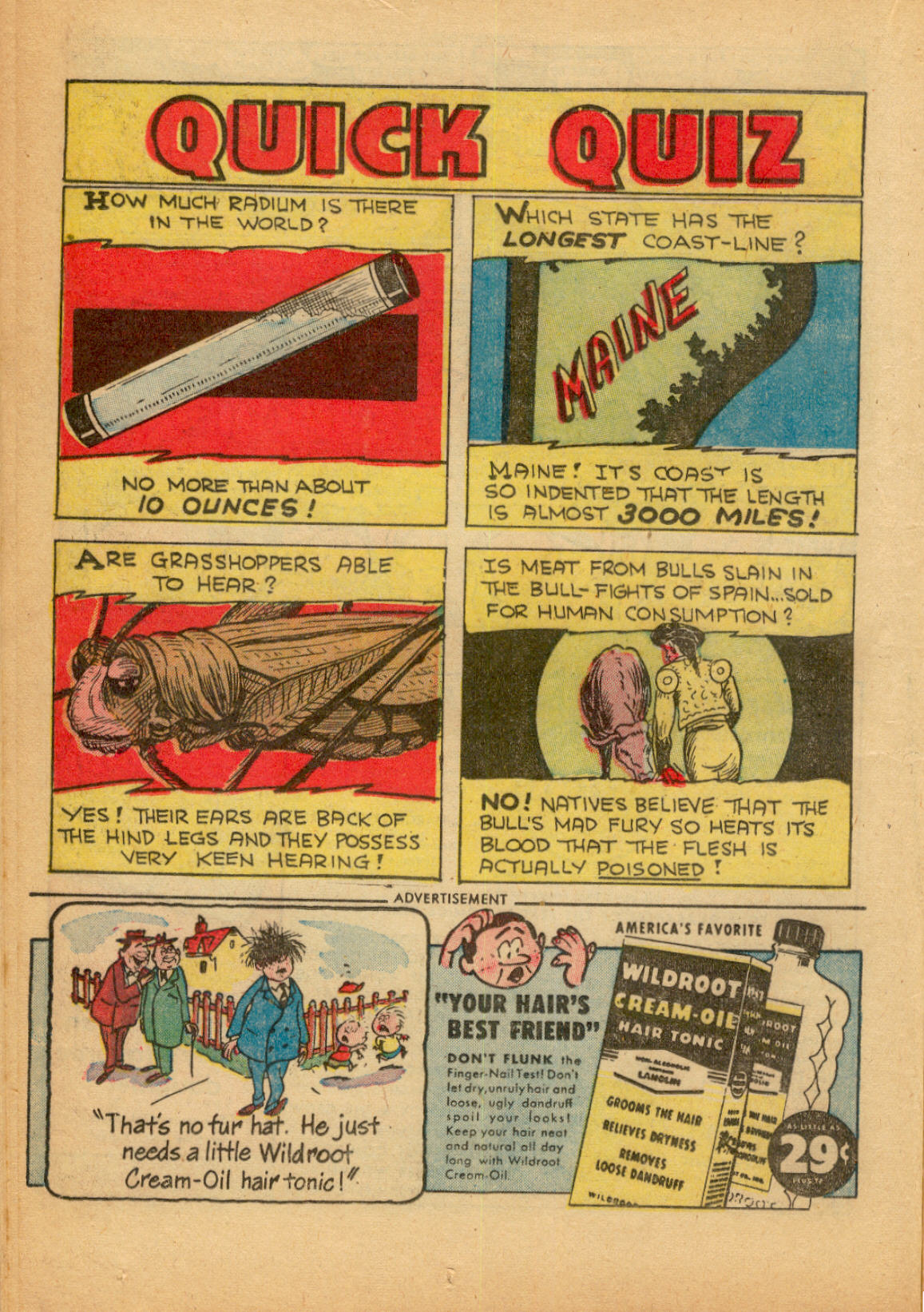 Read online Action Comics (1938) comic -  Issue #174 - 16