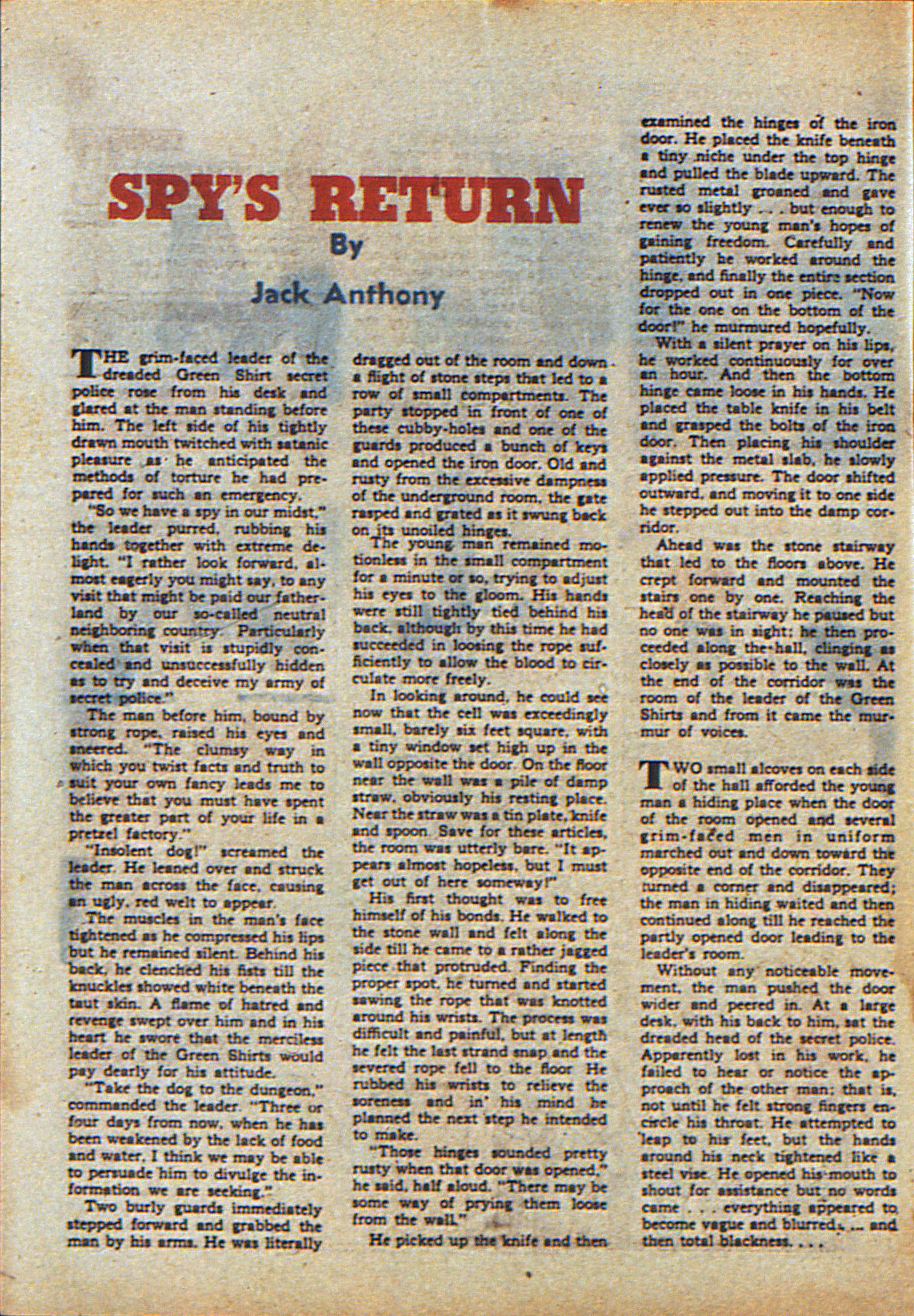 Read online Action Comics (1938) comic -  Issue #23 - 47