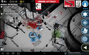 The Walking Dead Android Oyunundan Görüntü 1