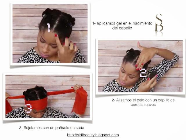 control edges alisando nacimiento del pelo