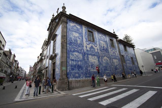 Capela das Almas de Santa Catarina-Porto