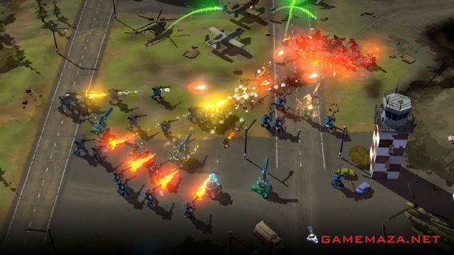 Forged Battalion Gameplay Screeshot 3