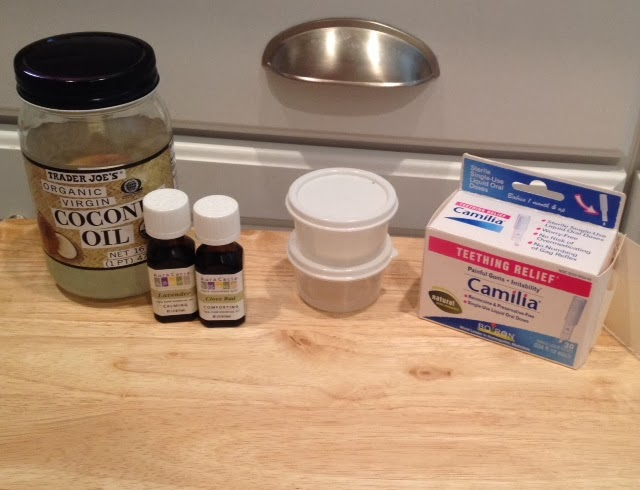 Eat Clean With Sam Natural Teething Remedies For Allie