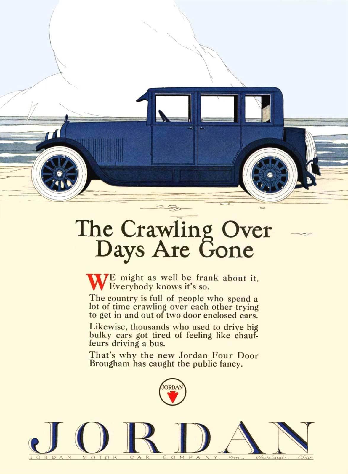 automobile advertising