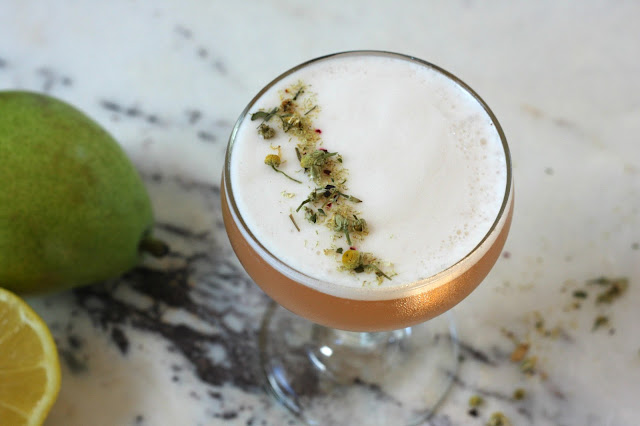 Chamomile Pear Sour